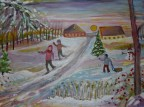 HOME & ARTS: Nostalgic Painting released
