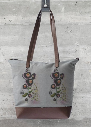Hollyhock Bag