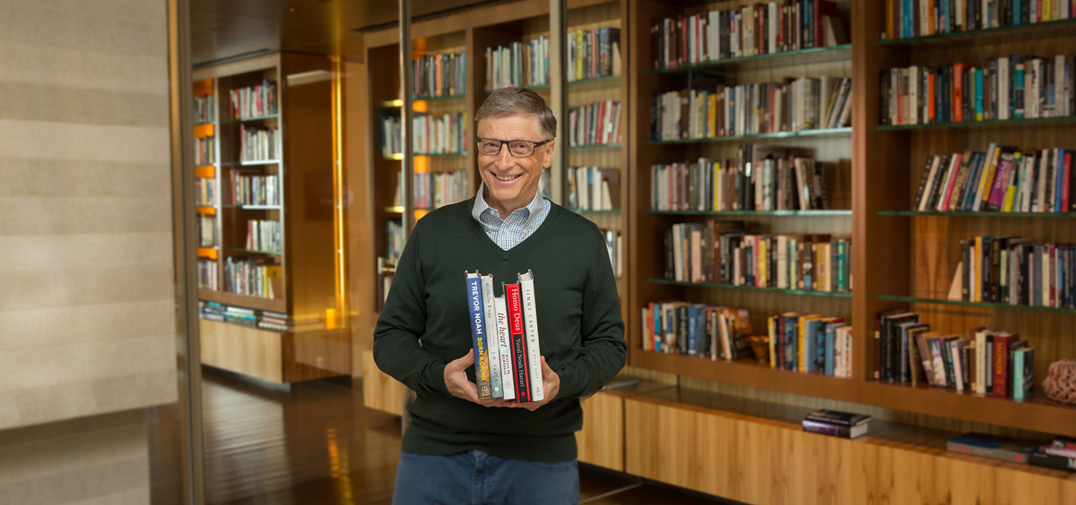 Bill Gates: 5 books worth reading this summer