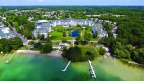 AAA Four Diamond Osthoff Resort –  features top offerings