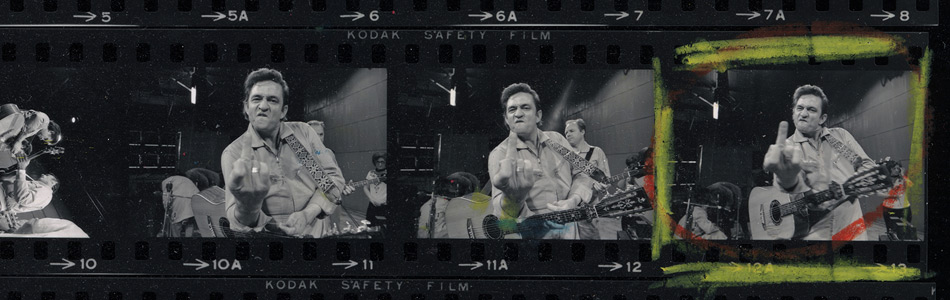 Exhibition: Johnny Cash at Folsom and San Quentin