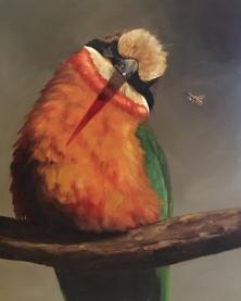 RoseTanner-Bee Curious