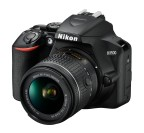 The Nikon D3500 is ideal for a fast-paced on-the-go lifestyle