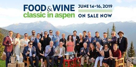 Food & Wine Aspen